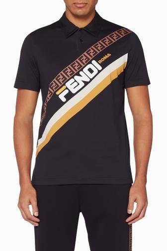 9ff82813c Shop Luxury Polo Shirts for Men Online   Ounass Kuwait