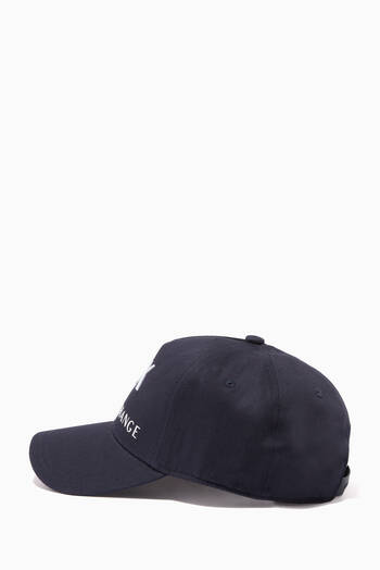 hover state of Logo Baseball Cap in Cotton Twill