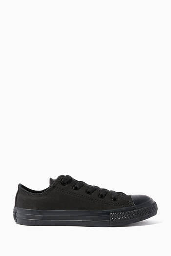 hover state of Black Chuck Taylor® All Star Low-Top Sneakers