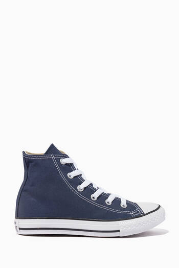hover state of Dark-Blue Chuck Taylor® All Star Sneakers