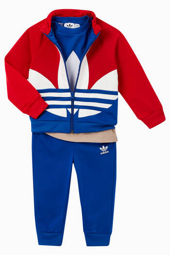 hover state of Large Trefoil Tracksuit