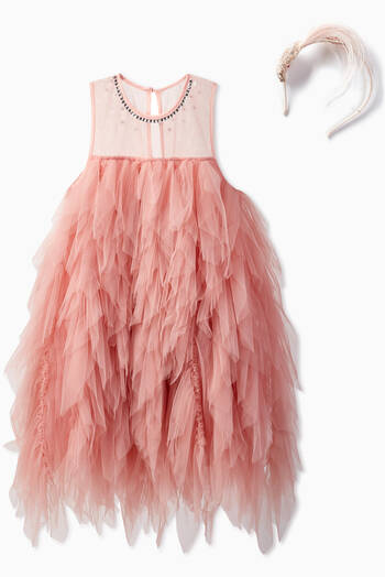 hover state of Sugar Bomb Tulle Dress