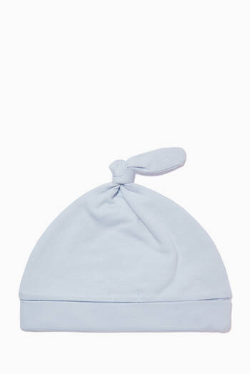 hover state of Logo Hat in Cotton