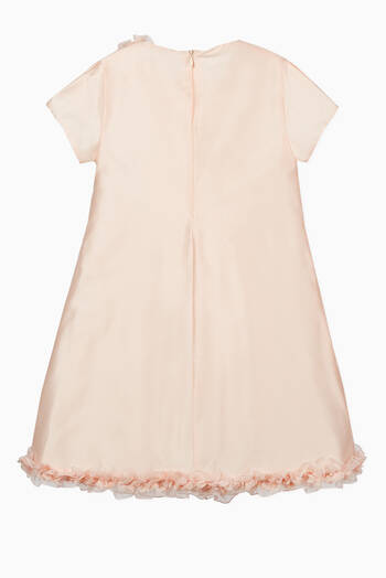 hover state of Ruffled Trims Dress