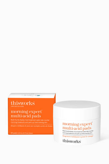 hover state of Morning Expert Multi-Acid Pads