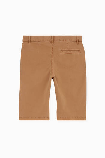 hover state of Chino Bermudas in Cotton