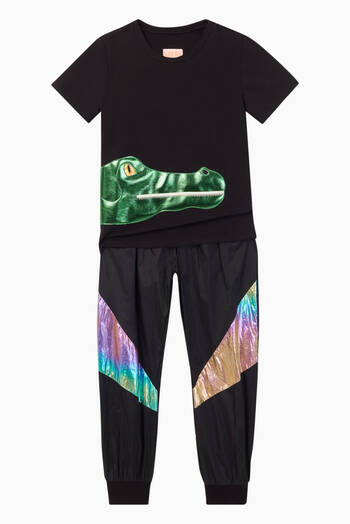 hover state of Max Windbreaker Sweatpants