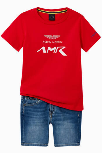 hover state of Aston Martin Racing Jersey T-Shirt