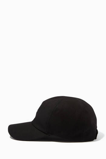 hover state of FF Embroidered Cap in Cotton
