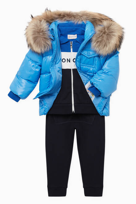 hover state of K2 Hooded Puffer Jacket