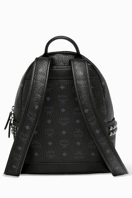 hover state of Stark Side Studs Backpack in Visetos