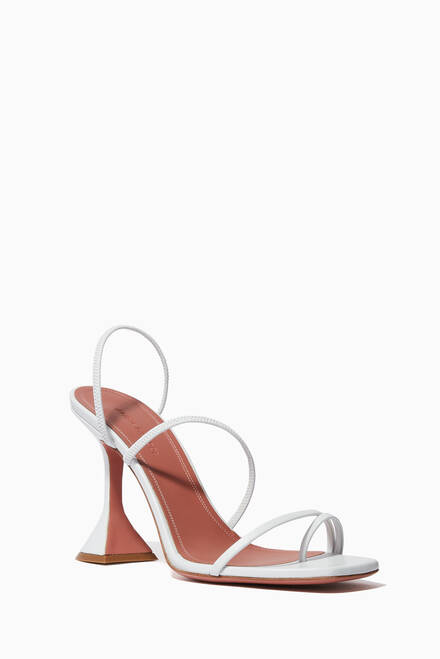 hover state of Naima 40 Nappa Leather Sandals