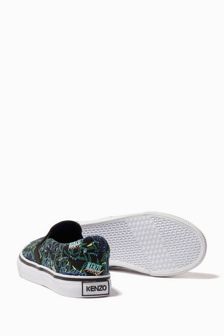 hover state of Juste Slip-On Canvas Sneakers