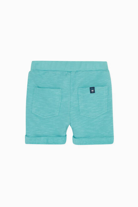hover state of Cotton Bermuda Shorts