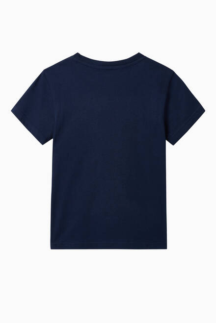 hover state of Trefoil Cotton Jersey T-Shirt