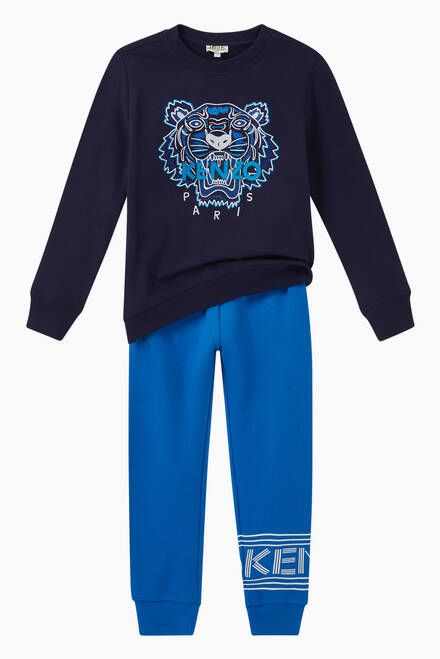 hover state of Tiger Cotton Fleece Sweatshirt