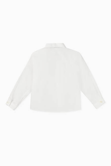 hover state of GV Signature Cotton Poplin Shirt