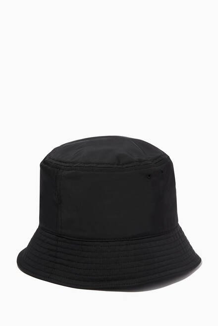hover state of Valentino Garavani VLTN Bucket Hat in Nylon