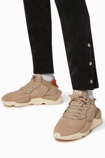 hover state of Kaiwa Sneakers in Suede