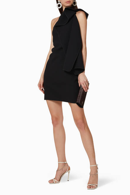 hover state of For Keeps Mini Crepe Dress