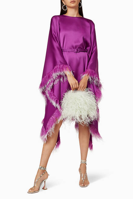 hover state of Calista Kaftan Dress