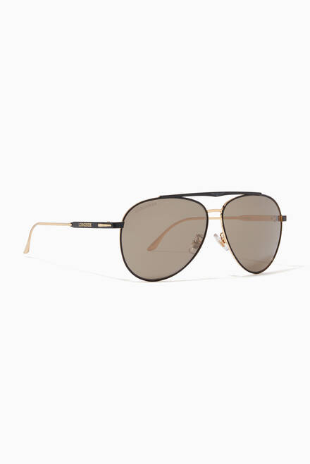 hover state of Classic Aviator Sunglasses