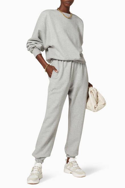 hover state of Vanessa Fleece Sweatpants