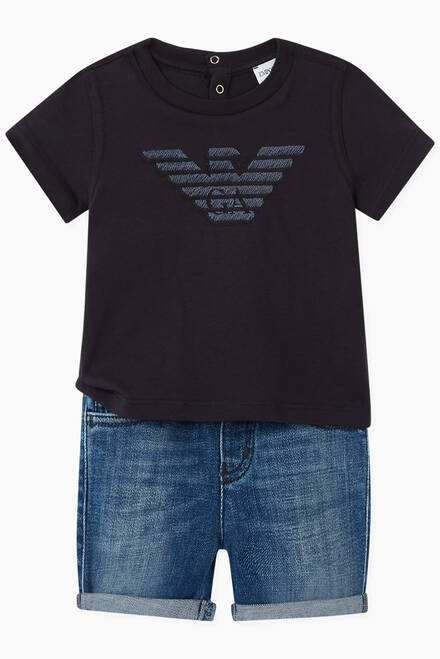 hover state of EA Macro Eagle Jersey T-shirt