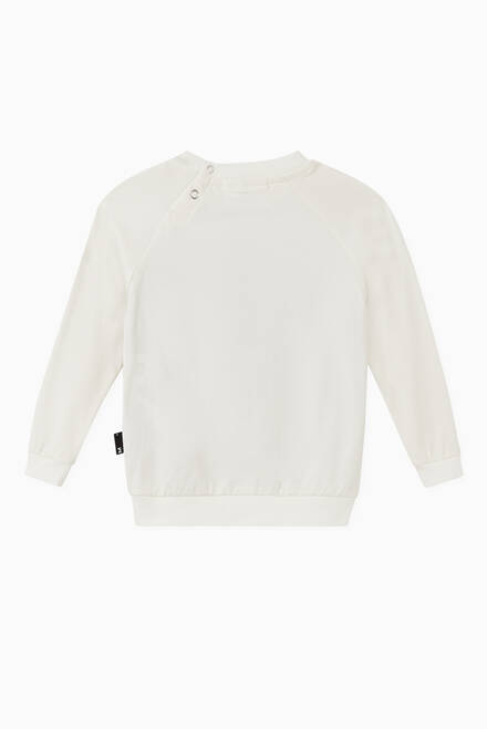 hover state of Esco Organic Cotton Jersey Sweatshirt