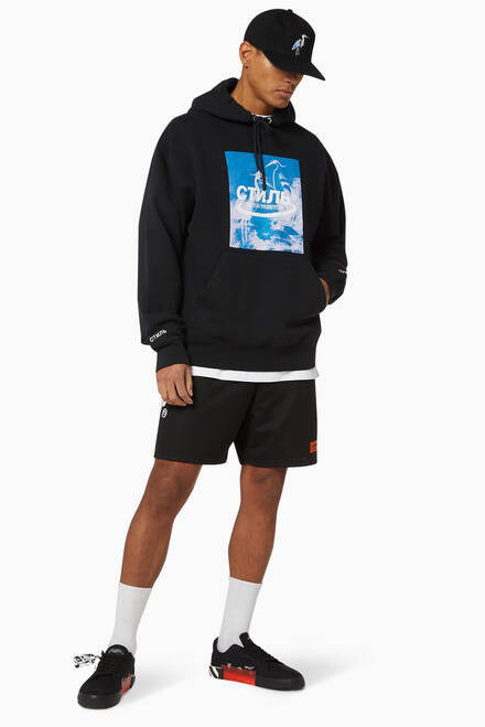 hover state of Halo Cotton Hoodie