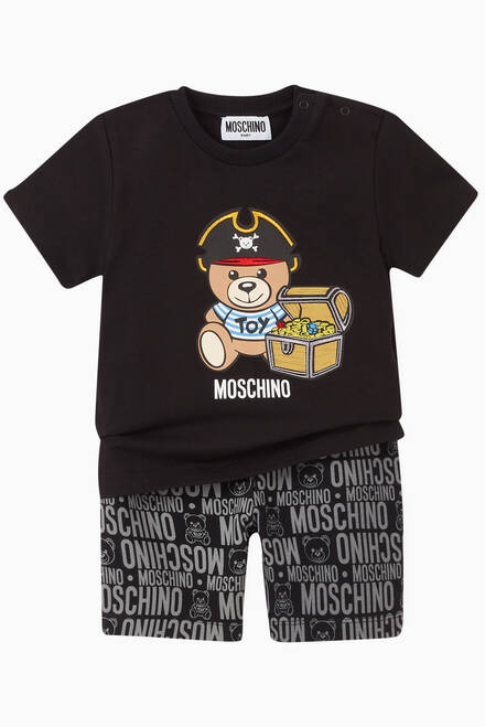 hover state of Teddy Bear Pirate T-Shirt