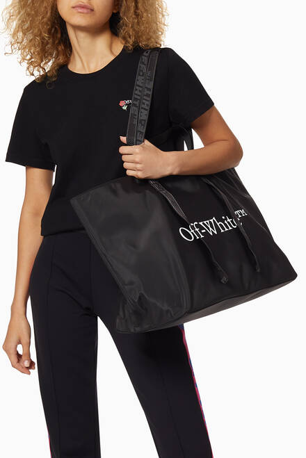 hover state of Commercial Tote Bag in Nylon