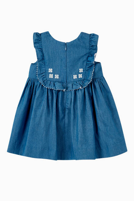 hover state of Denim Dress