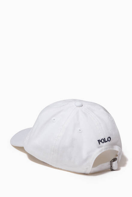hover state of Classic Polo Logo Baseball Cap