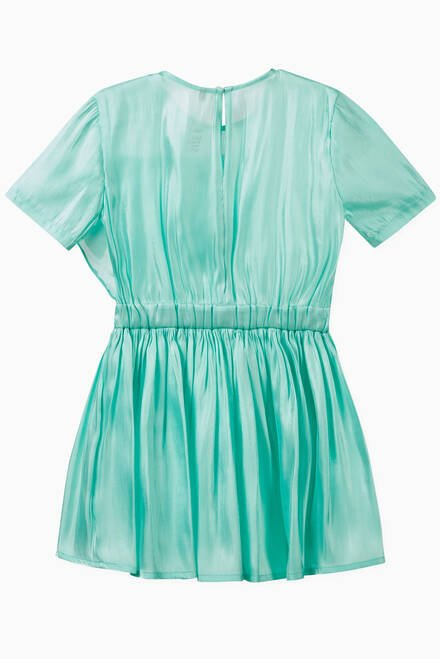 hover state of Ruffled Pocket Dress