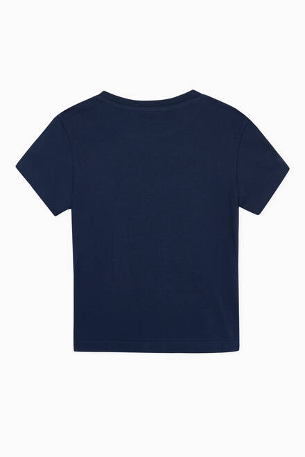 hover state of Trefoil Jersey T-Shirt in Cotton