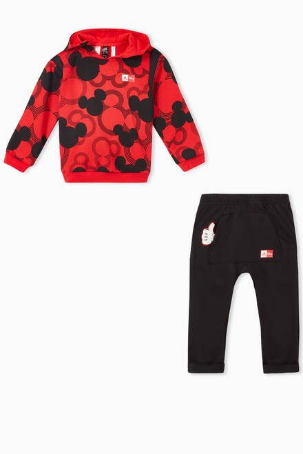 hover state of Mickey Mouse Jogger Set, Set of 2