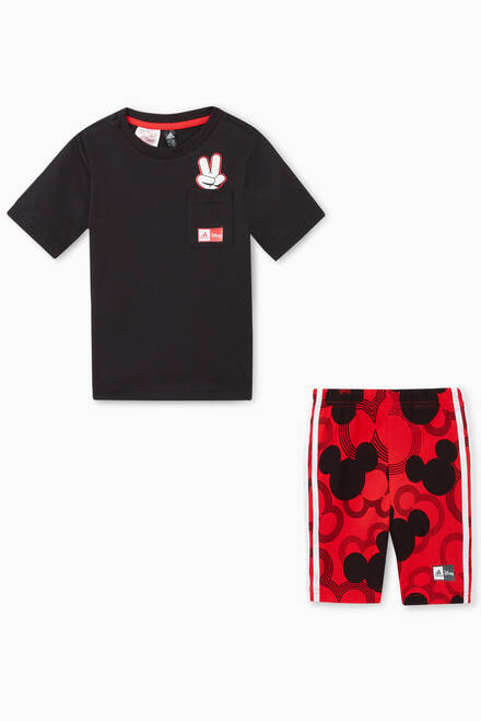 hover state of Disney Mickey Mouse Summer Set in Organic Cotton