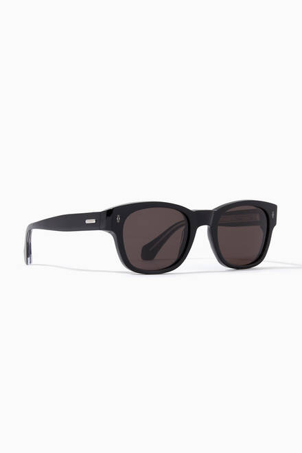 hover state of Square Frame Sunglasses in Acetate