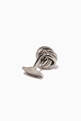 thumbnail of Silver Cable Knot Cufflinks  #1