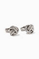 thumbnail of Silver Cable Knot Cufflinks  #0