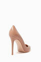 thumbnail of Gianvito 105 Nappa Leather Pumps   #2