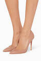 thumbnail of Gianvito 105 Nappa Leather Pumps   #1