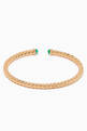 thumbnail of Cable Spira® Emerald Bracelet        #2