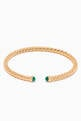 thumbnail of Cable Spira® Emerald Bracelet        #0