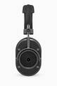 thumbnail of Black Alacantra & Gunmetal MH40 Over-Ear Headphones #1