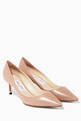 thumbnail of Pastel Pink Romy Pumps #0