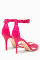 thumbnail of Pink Tina Crocodile Sandals #2