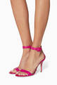 thumbnail of Pink Tina Crocodile Sandals #1