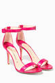 thumbnail of Pink Tina Crocodile Sandals #0